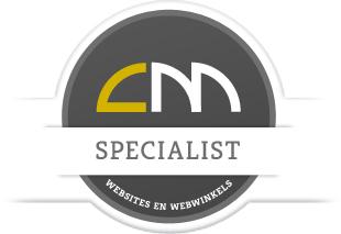CM Specialist, Webwinkels, Webdesign en Hosting