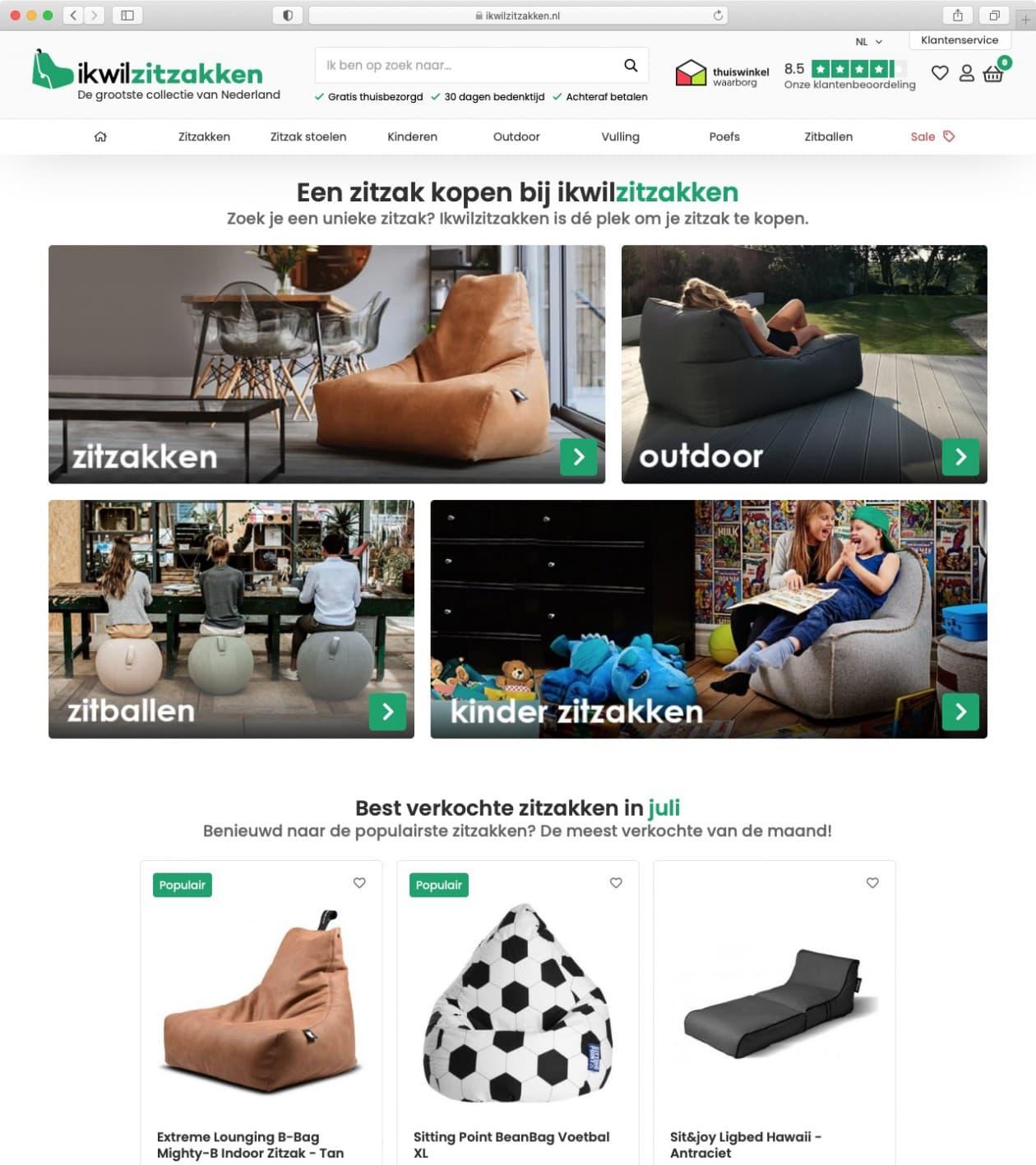Ikwilzitzakken.nl
