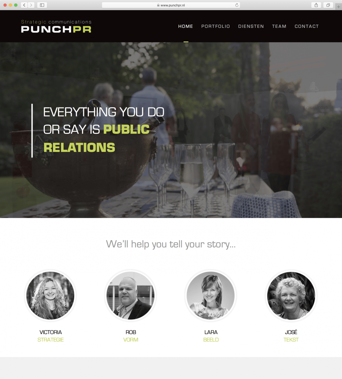 Punch Pr