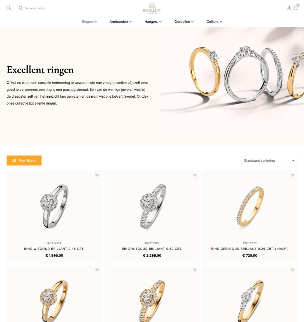 Excellent Jewelry