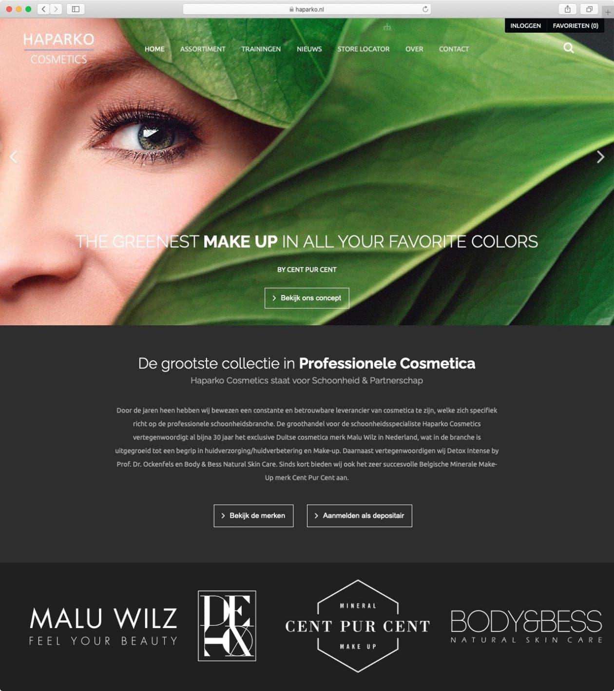 Haparko Cosmetics