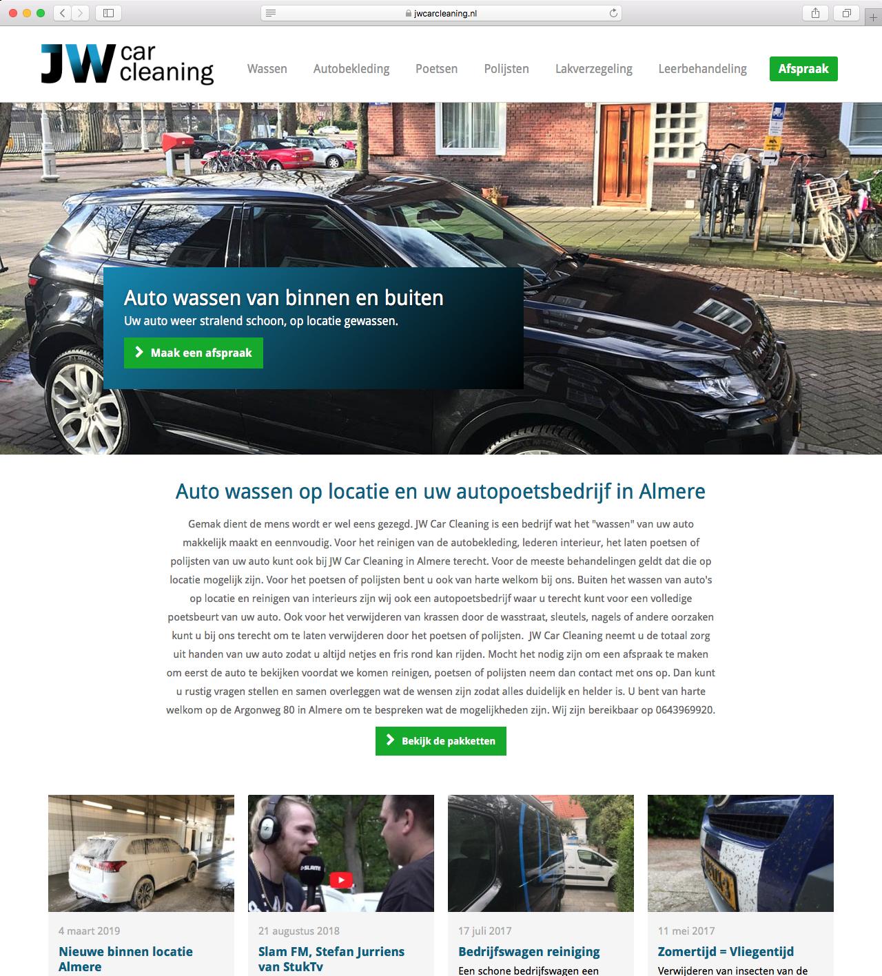 JW Car Cleaning