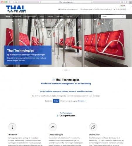 THAL Technologies