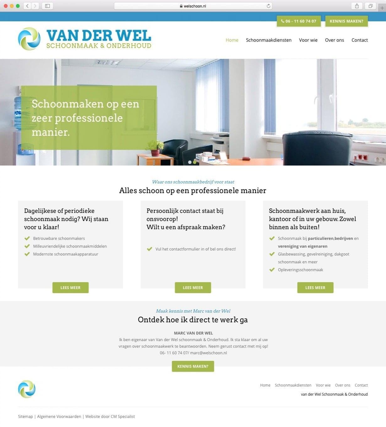 Van der Wel