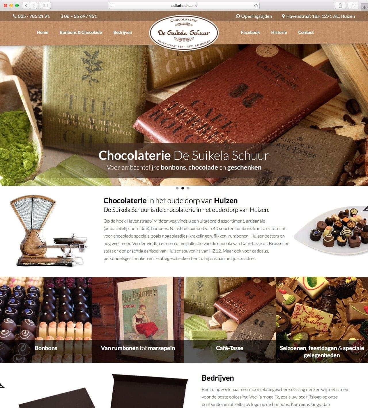 Chocolaterie de Suikela Schuur
