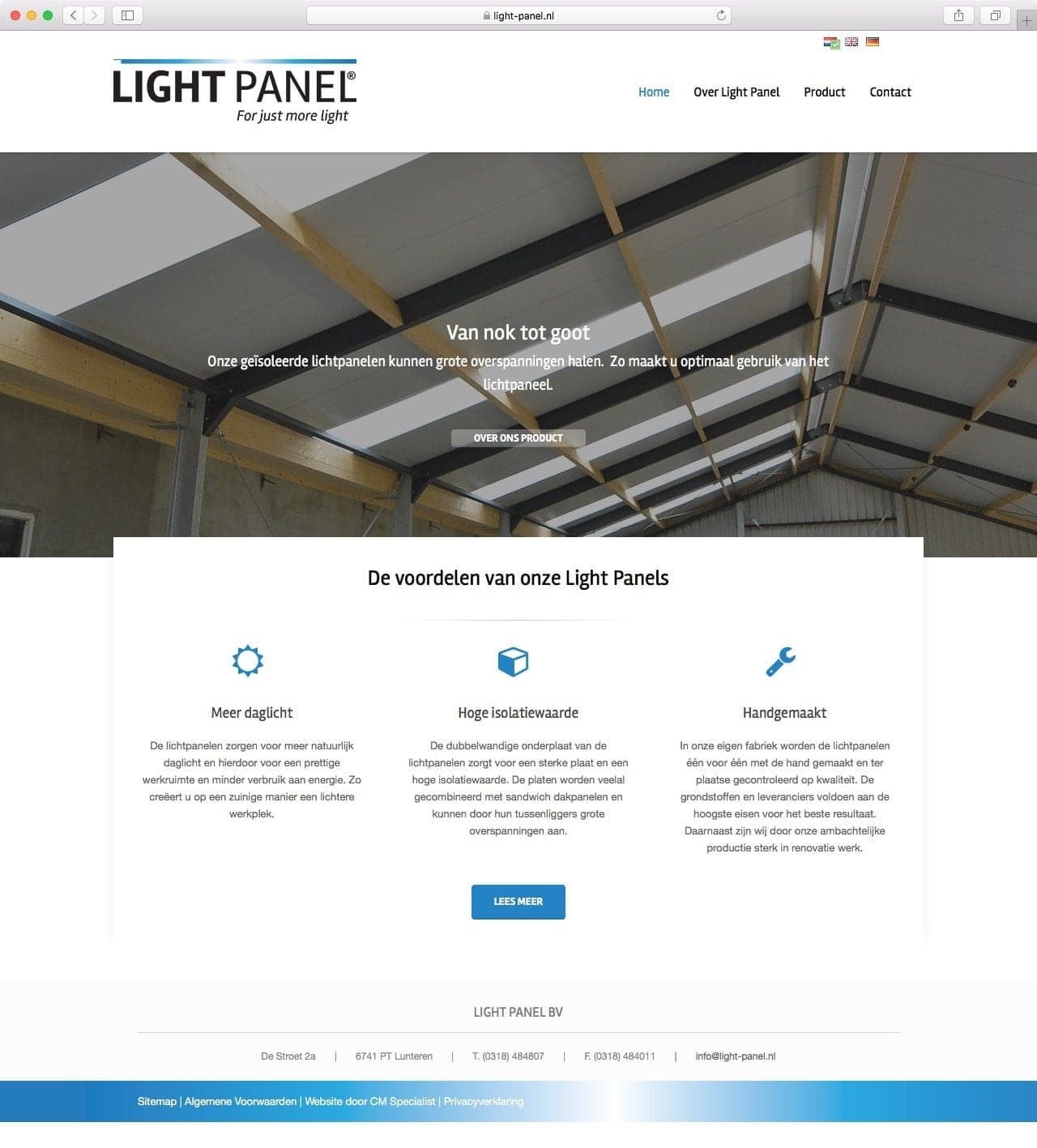 Light Panel