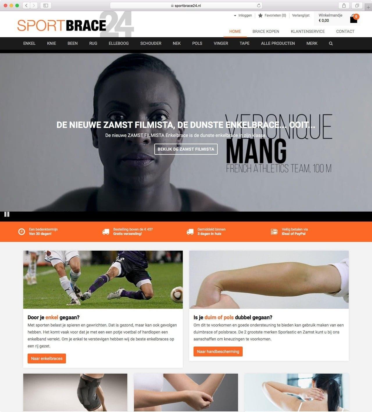 Sport Brace 24