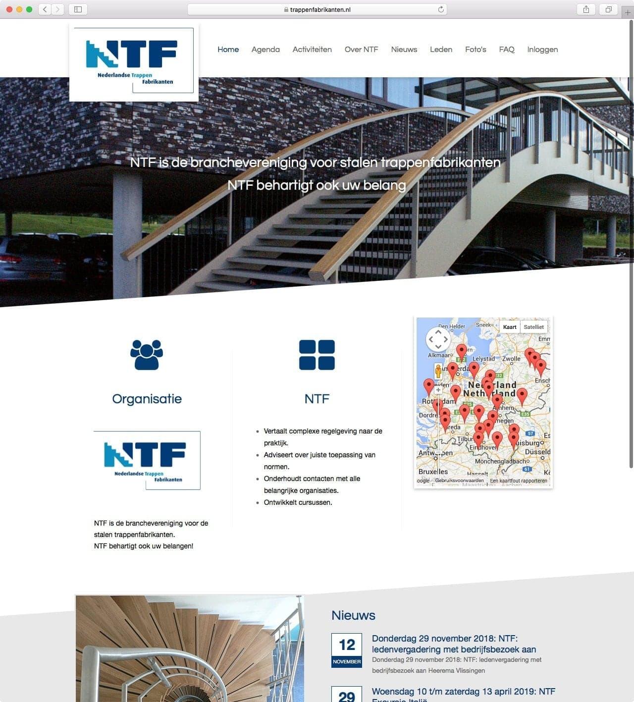 Nederlandse trappen fabrikanten