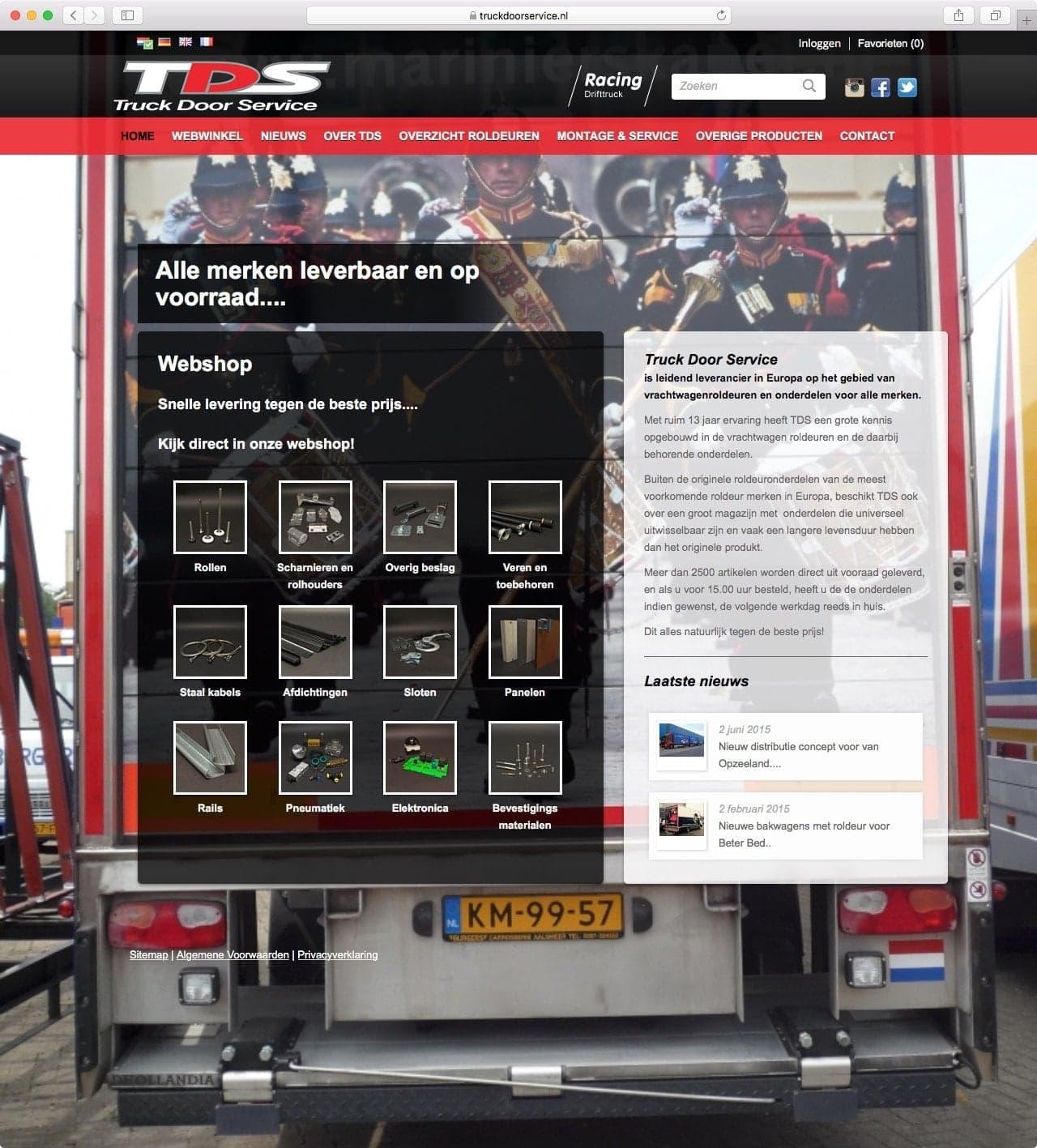 Truck Door Service