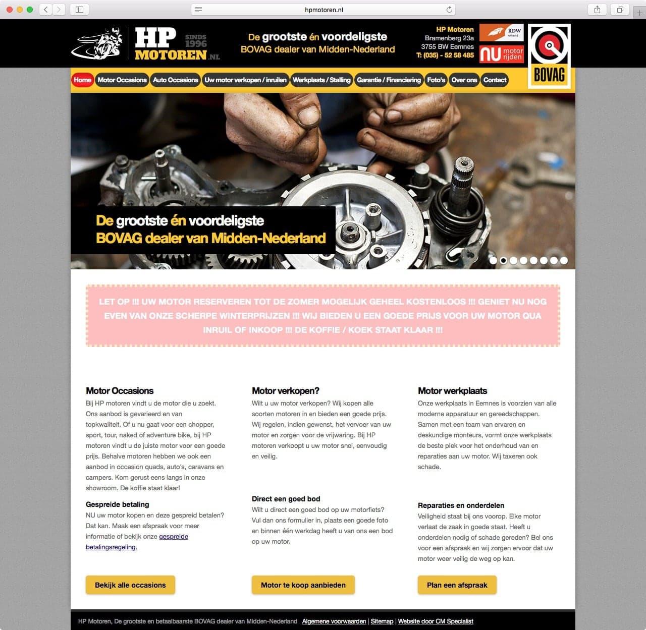 HP Motoren