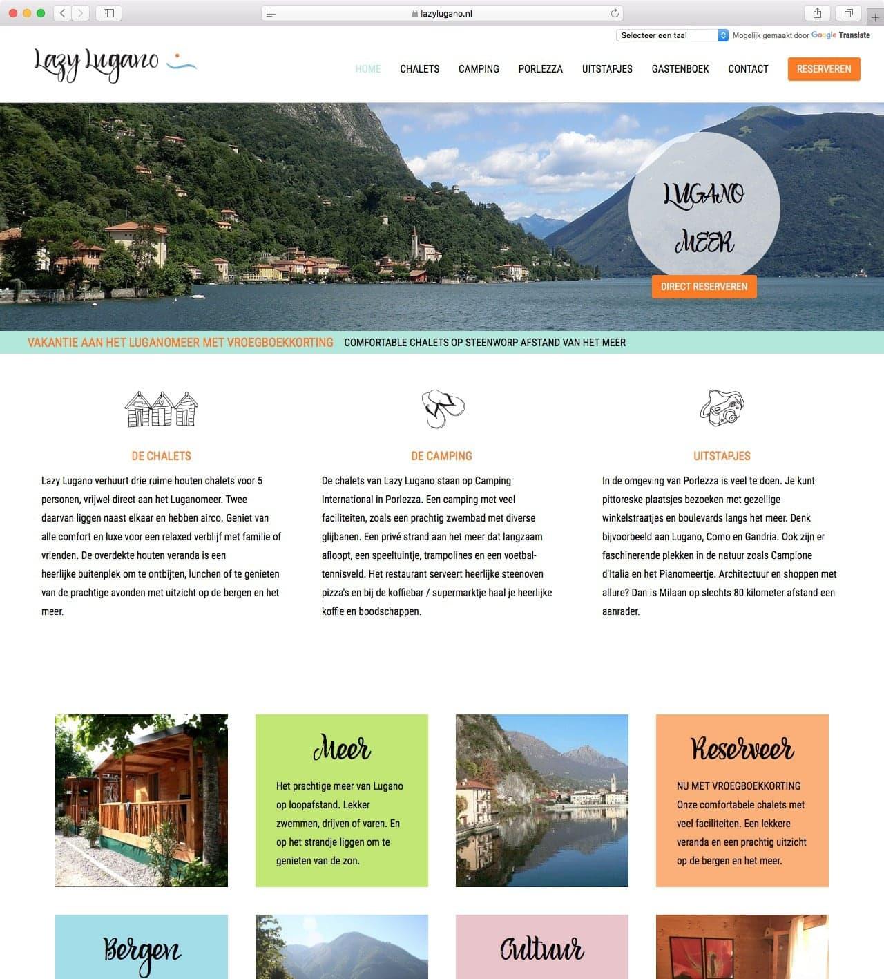 Lazy Lugano