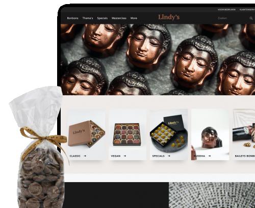 Lindy's - B2C Webshop