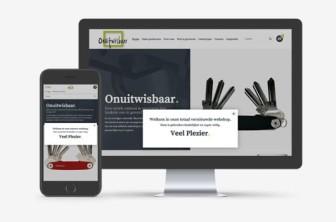 De nieuwe webshop van Onuitwisbaar is online!