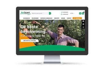 Fruit Security Holland: De nieuwe webshop