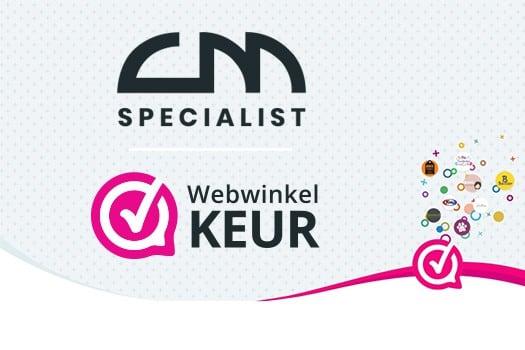 Officieel WebwinkelKeur partner
